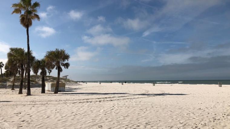 Die schönsten Strände der Welt - Clearwater Beach