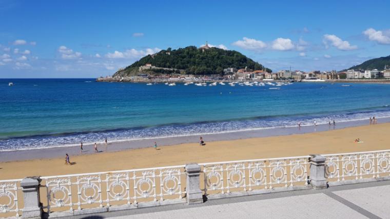 Die schönsten Strände der Welt - La Concha Beach