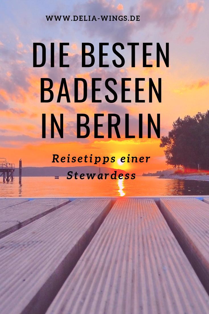 Die besten Badeseen Berlin