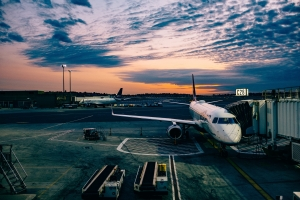 Flugangst überwinden - Flugzeug