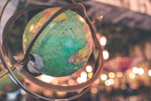 Flugbegleiter Globus