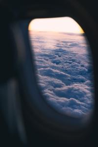 Flugtipps von einer Stewardess - Flugzeugfenster