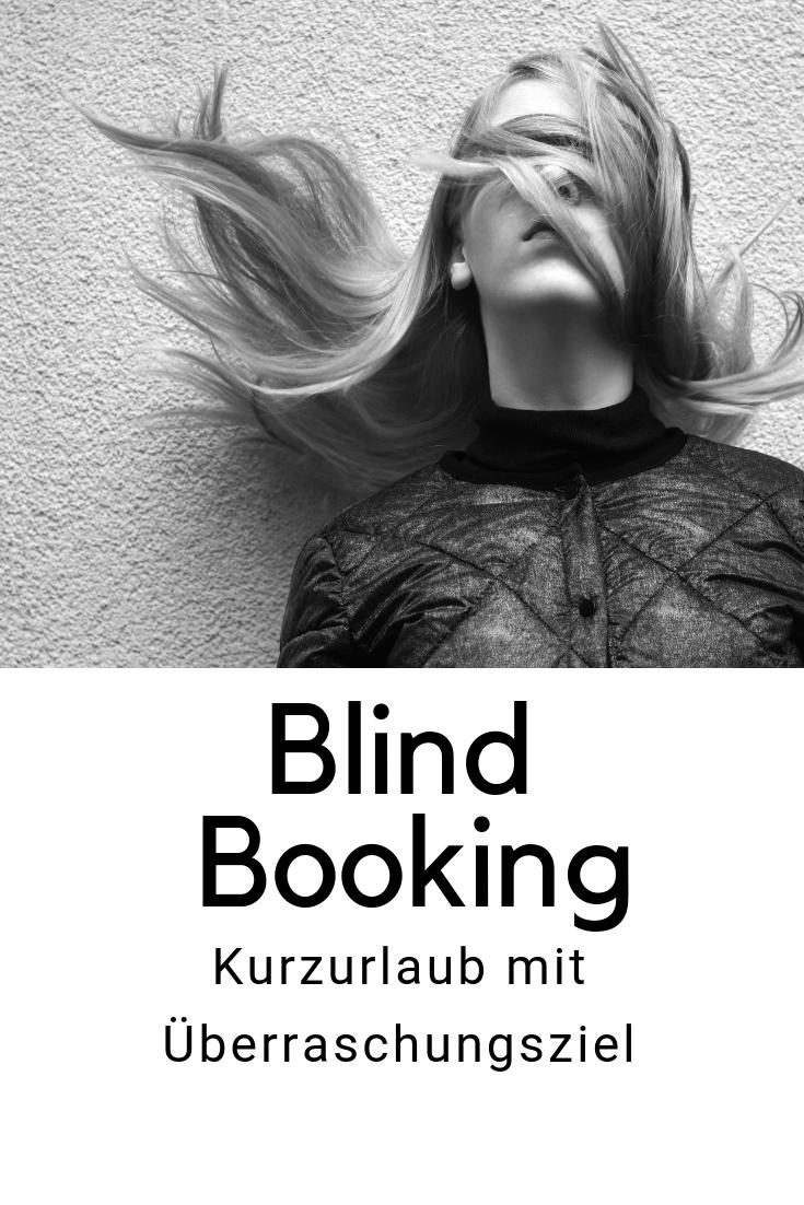 Blind Booking ist für Mutige