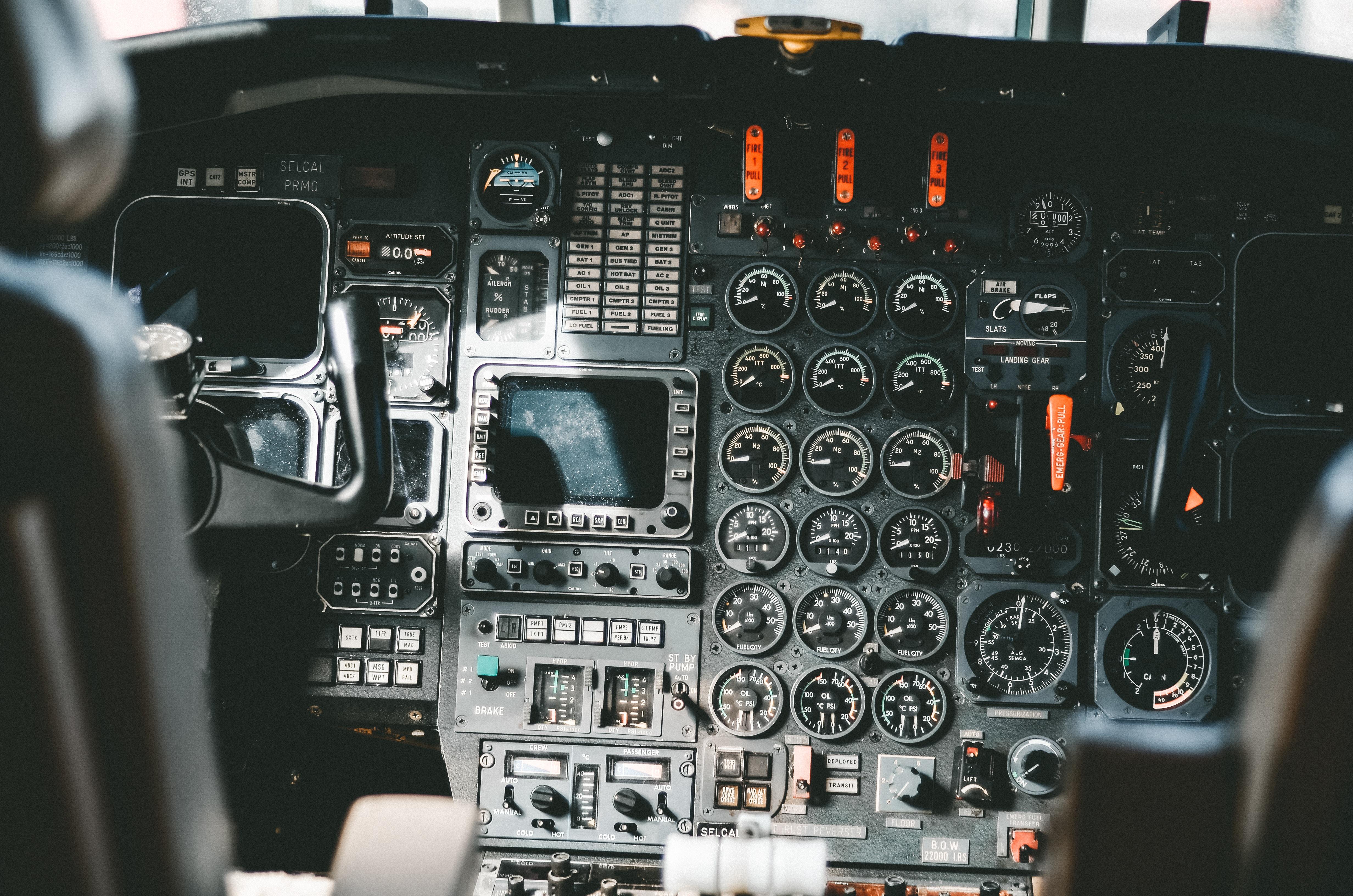 Ausgefallene Unterkünfte - Schlafen im Flugzeug