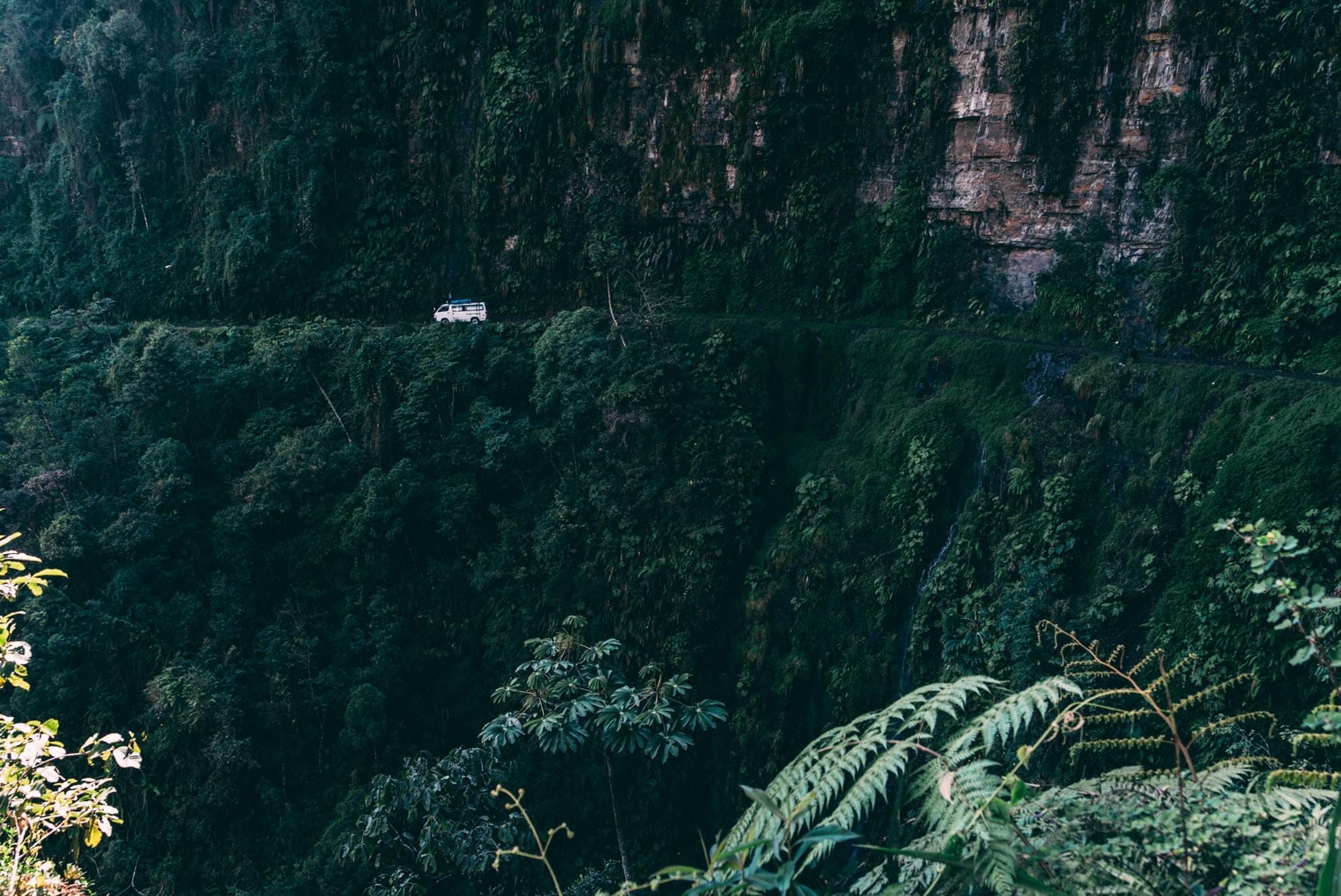 Gefährliche Touristenorte - Die gefährlichste Straße der Welt