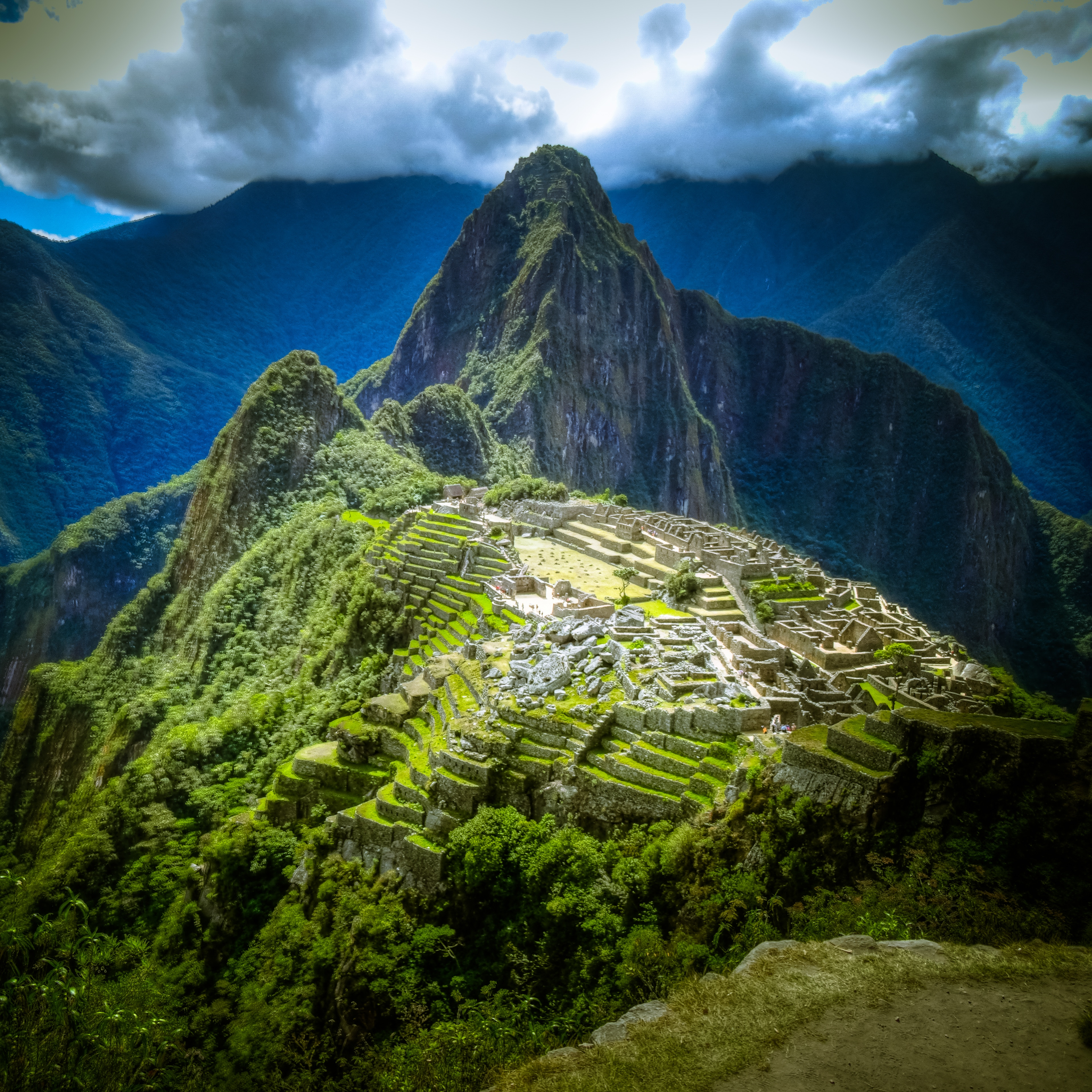 Außergewöhnliche Orte - Machu Picchu in Peru