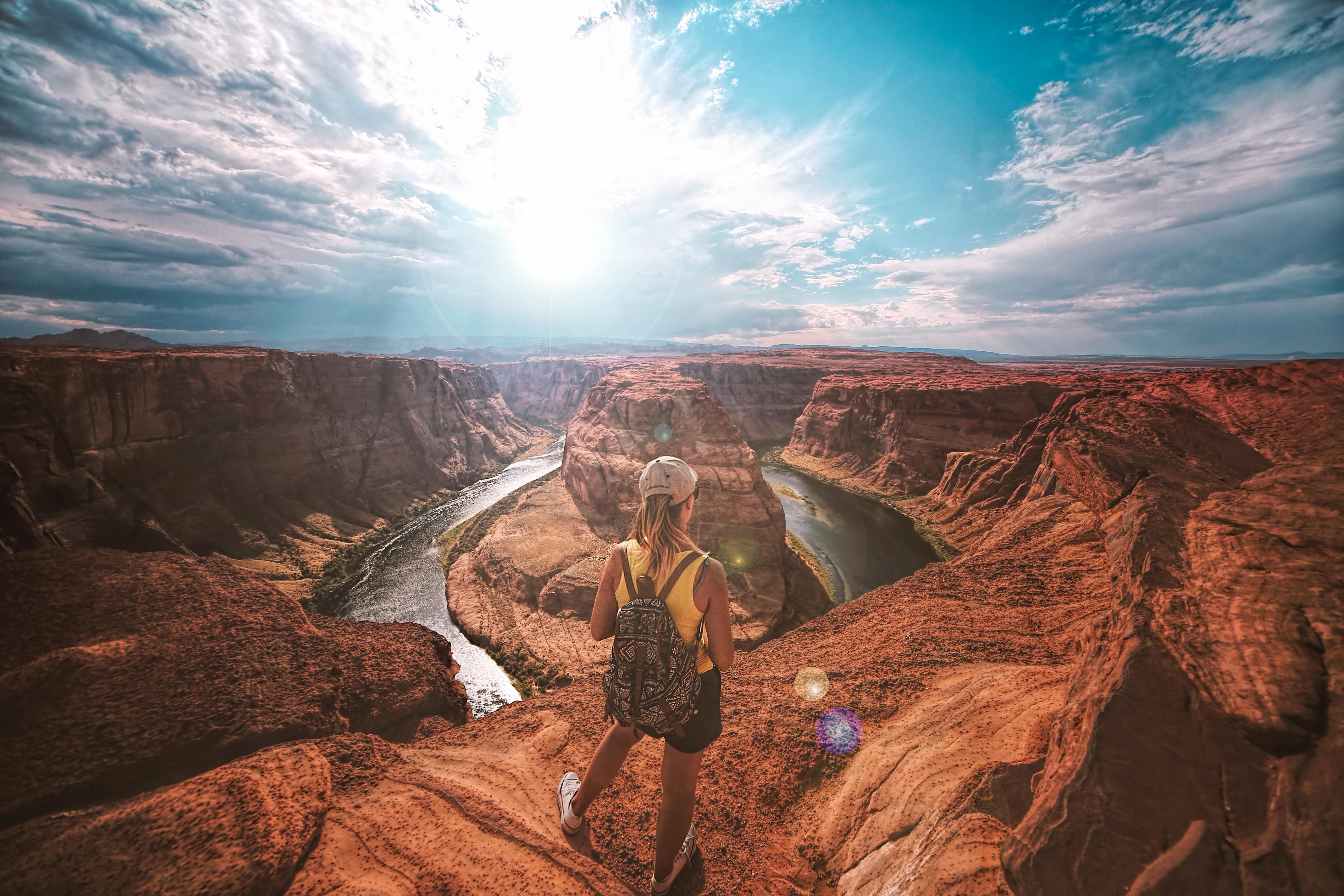 Außergewöhnliche Orte - Grand Canyon