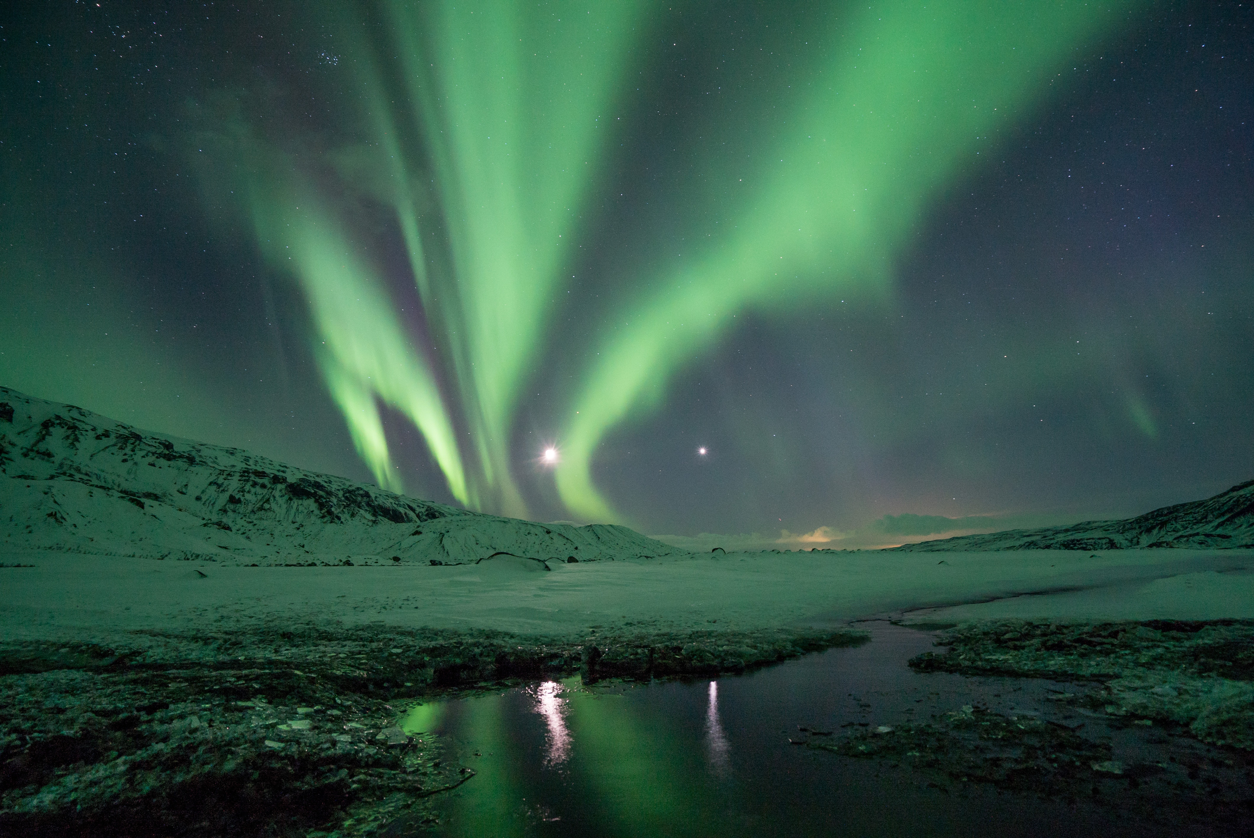 Außergewöhnliche Orte - Die Polarlichter von Lappland
