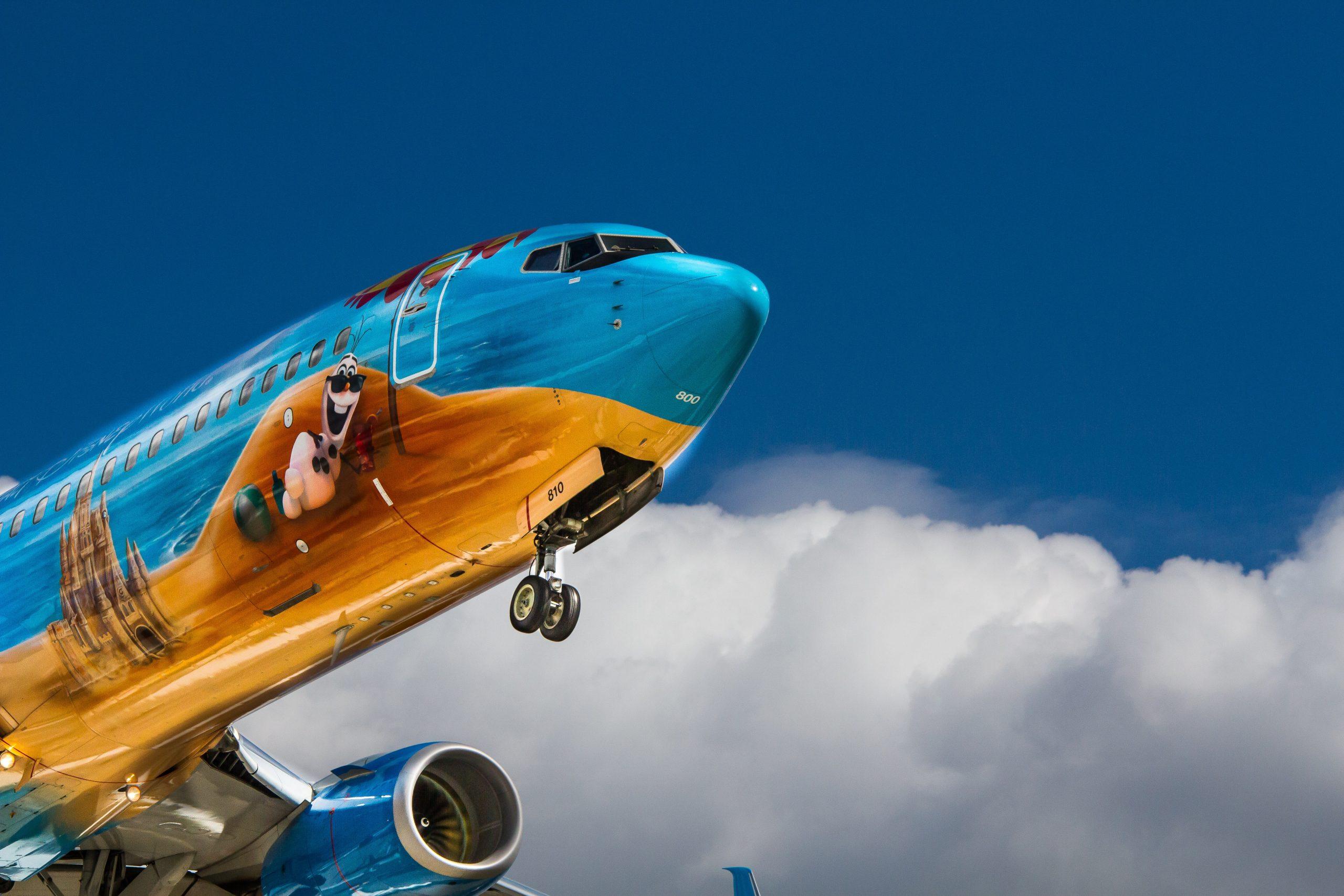Fakten über Flugzeuge - Photo by Ethan McArthur on Unsplash