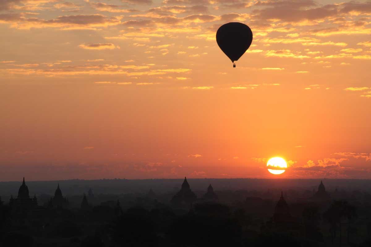 Highlights von Myanmar
