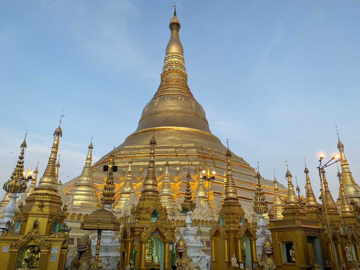 Highlights von Myanmar