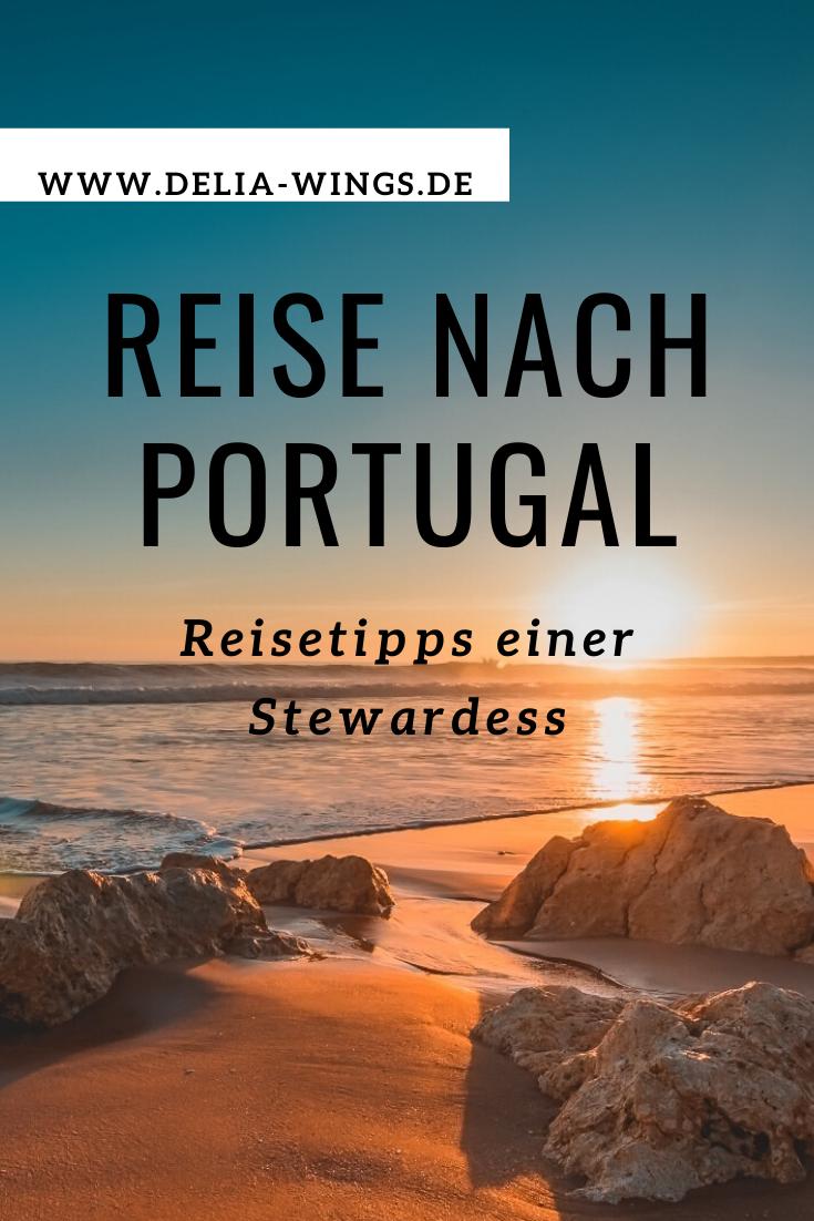 Reise nach Portugal