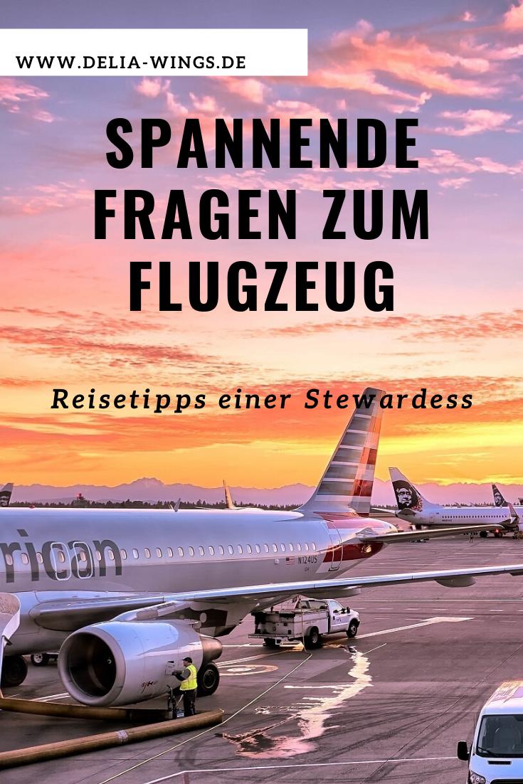 Fragen zum Flugzeug