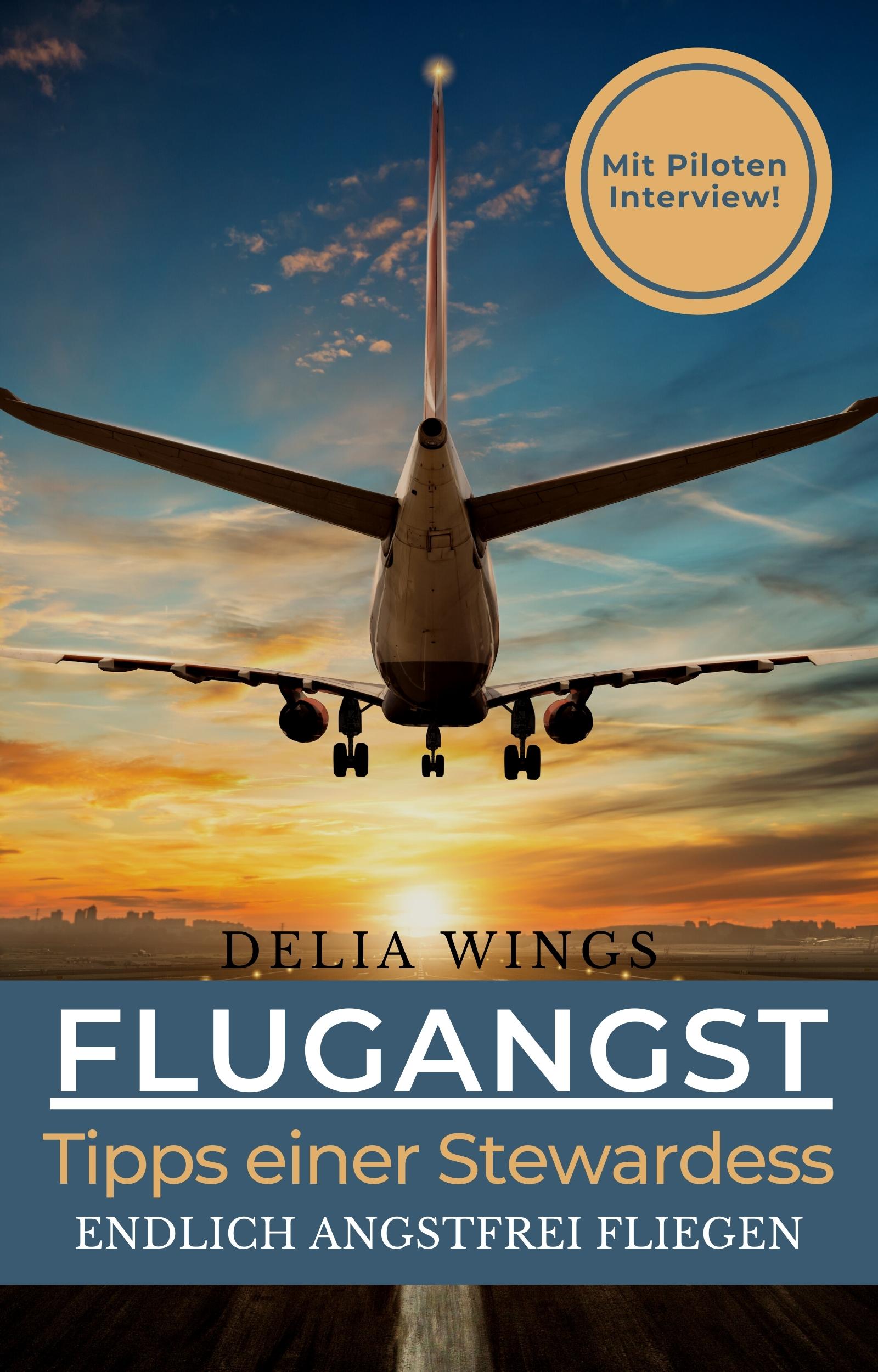 Buch gegen Flugangst