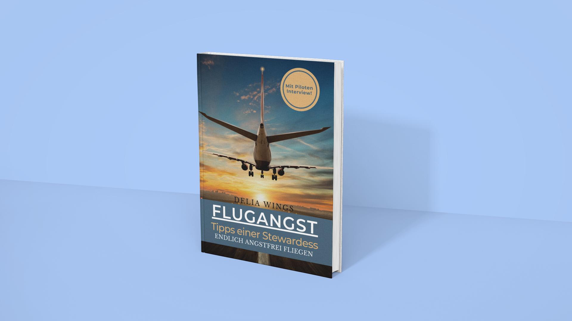 Flugangst Buch einer Stewardess