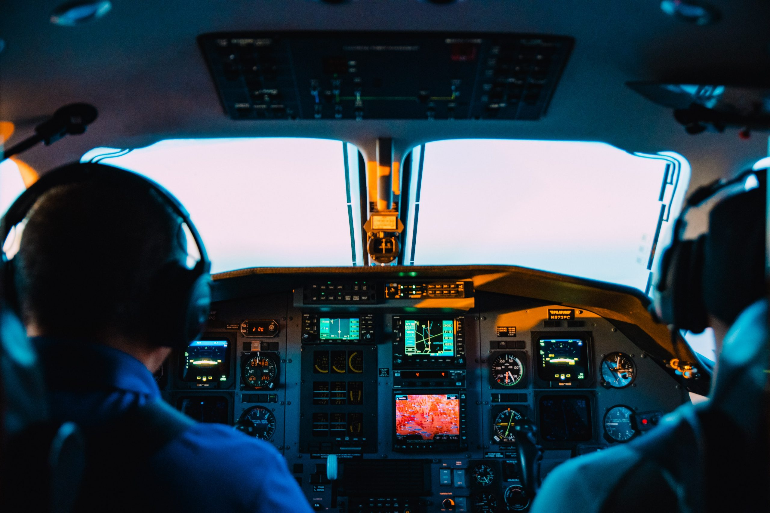 Piloten Equipment
